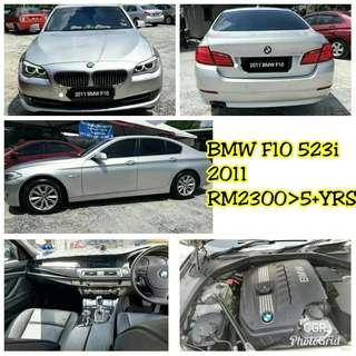 Sambung Bayar BMW F10 523i