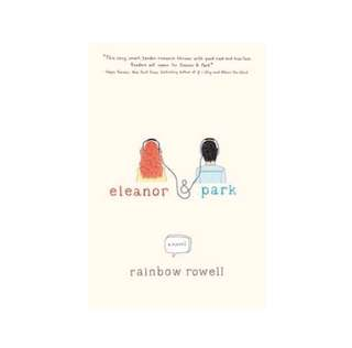 Rainbow Rowell Eleanor and Park