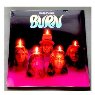 RARE Sealed Numbered Limited Edition - Deep Purple - Burn 2004 UK - Vinyl Record Album Double LP