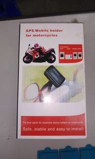 Motor handphone holder
