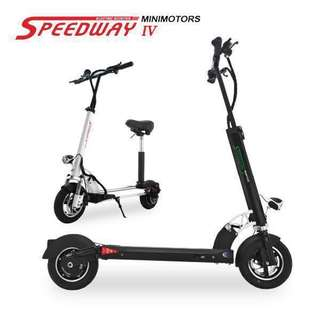 Escooter Speedway 4