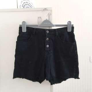 Colorbox Black Jeans