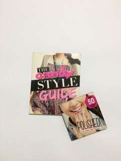 FASHION BUNDLE MAGAZINE BOOK