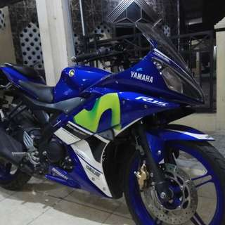 Yamaha R15 antik
