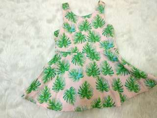 Gingersnaps Tropical Dress