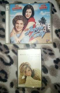 Kelly Clarkson collectibles (TAKE ALL)