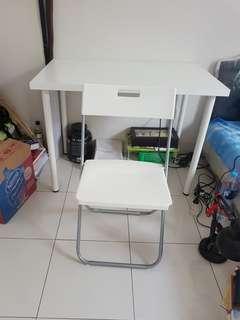 IKEA kursi lipat Gunde
