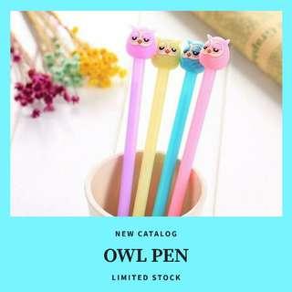 Owl Pen
