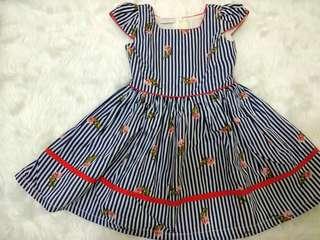 Little Miss Striped Dress