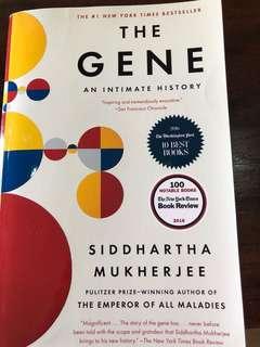 🚚 The Gene: An Intimate History (Siddhartha Mukherjee)