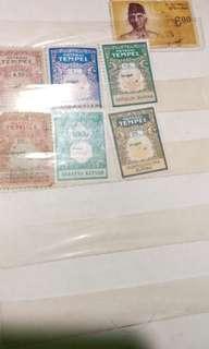 lanjutan isi perangko historical