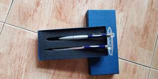 BNIB letter opener and pen set
