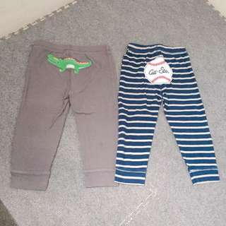 Carters Pants (Cotton) for 18-24mons