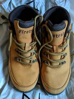 Firetrap Rhino Boots SIZE UK 5/ EURO 38 COLOR HONEYBROWN