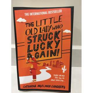 The Little Old Lady who STRUCK LUCKY AGAIN! - Catharina Ingelman-Sundberg