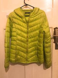 Mango puffer jacket