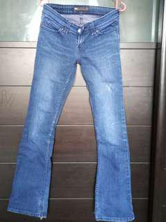 Levi's Jeans Bootcut Skinny