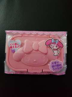 My Melody Wet Tissue Cover Lid