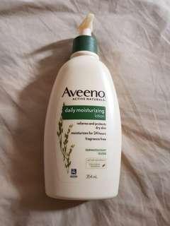 Aveeno lotion