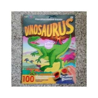Buku Anak - Dinosaurus