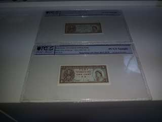 **Clearing Price! PCGS Government of Hongkong One Cent banknote