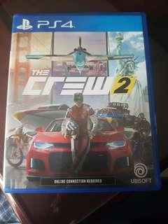 CREW 2 PS4 (NEW)
