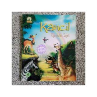 Buku Anak - Kancil Raja Hutan Sejati