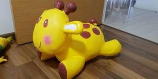 ELC Giraffe bouncy