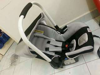 Baby Car Seat scr 7