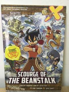 Scourge of the beanstalk - the golden age of adventures
