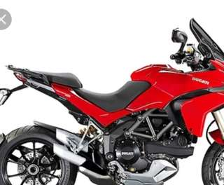 Low Seat - Ducati multistrada 1200 saddle