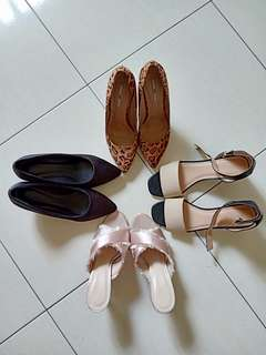 Clearance heels!!