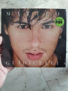 Matteo Guidicelli CD