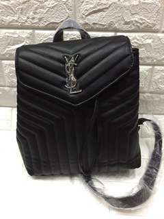 REPLICA YSL backpack SIZE:W30xH33xD10