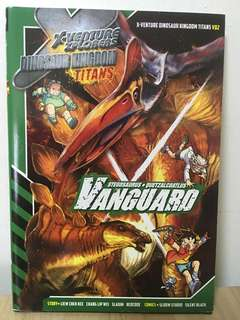 Vanguard - dinosaurs kingdom Titans