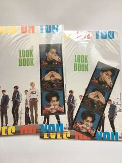 [WTS] GOT7 Eyes On You Look Book with Youngjae sticker
