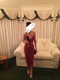 Ball dress for rent