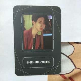 WTT/WTS Wanna One Jinyoung No.1 magnet