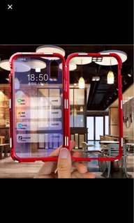 Magnetic Iphone cas