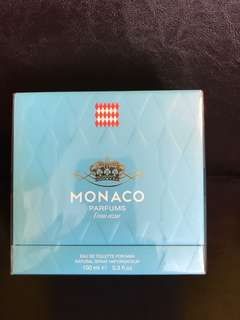 MONACO PARFUMS l'eau azur for man