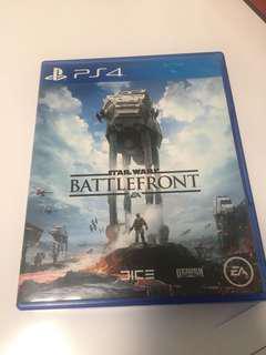 PS4 Starwars Battlefront