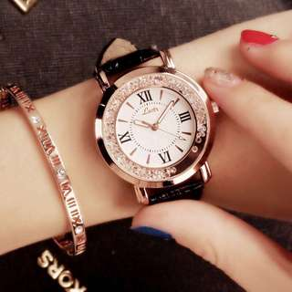 2018 Women's Korean-style Ultra Slim Waterproof Quartz Watch