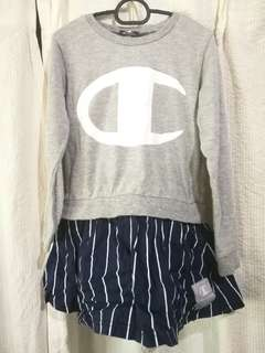 Girl  Dress - Long Sleeve