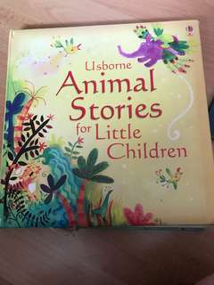 Usborne animal stories