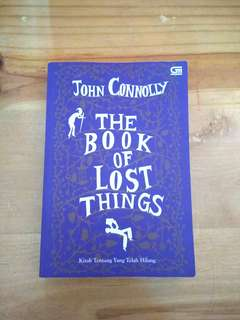 The Book of Lost Things by John Connoly