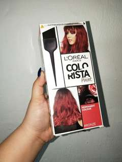 🚚 L'Oreal Color Rista Paint (Permanent colour #Ronze)