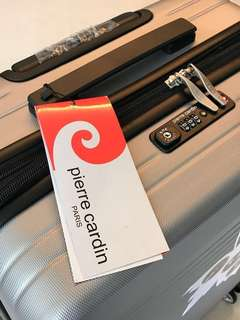 24 inch Pierre Cardin TSA Luggage Bag
