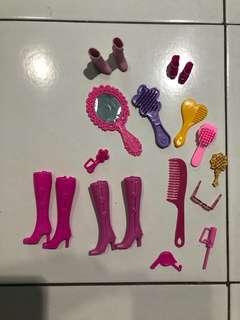 accessories barbie
