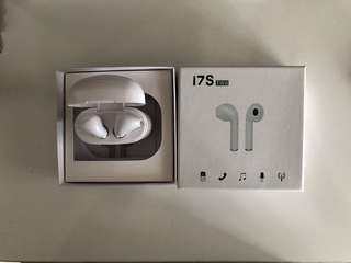I7S TWS wireless earphones