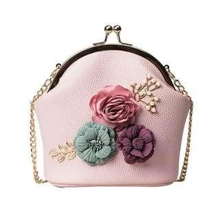 Stereo Flower Bag